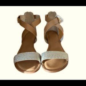 Fergie Riley gladiator sandal Sz 8